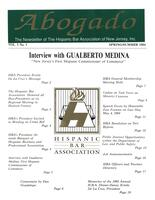 Hispanic Bar Association Newsletters