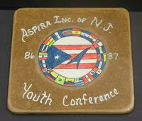 ASPIRA Inc. of N.J. Youth Conference Coaster