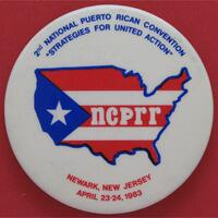 2nd National Puerto Rican Convention, Strategies for United Action // NCPRR // Newark, New Jersey, April 23-24, 1983