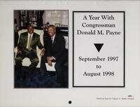 A Year with Congressman Donald M. Payne