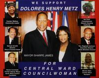 We Support Dolores Henry Metz