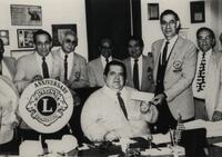 Mayor DeFino and Lions International Group