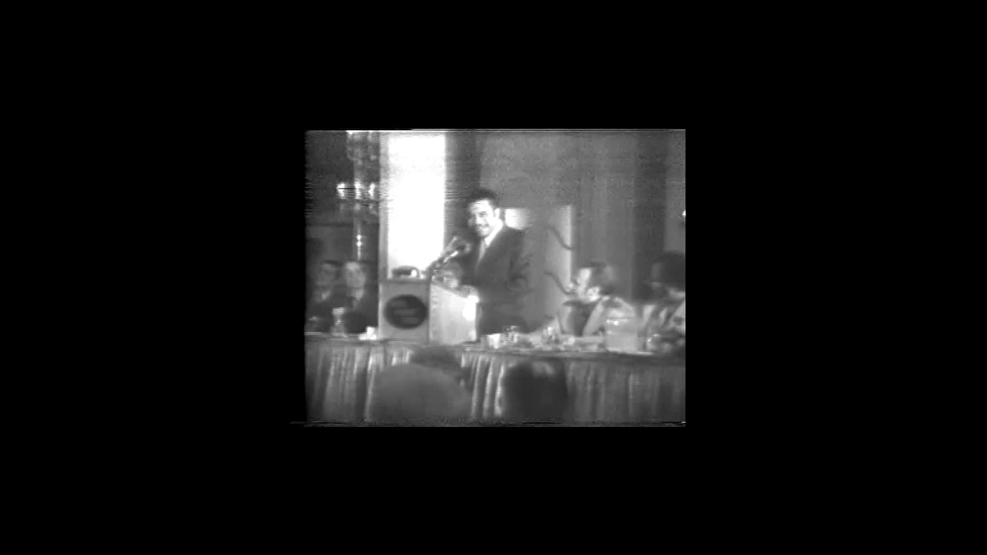 "'Cities in Crisis,"" Speech Made by Mayor Kenneth Gibson at the New Jersey Library Association Conference in Newark, NJ, in 1974"