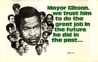 Mayor Gibson. We trust him to do the great job in the future he did in the past