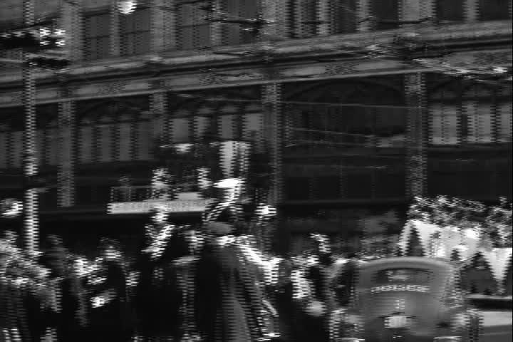 Bamberger's Parade 1945