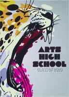 Arts High School Yearbook 2020