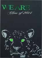 Arts High School Yearbook 2014
