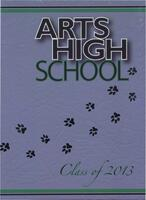 Arts High School Yearbook 2013
