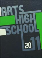 Arts High School Yearbook 2011