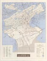 """A Map of Newark, including the Downtown Area and Airport/Seaport"