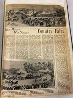 When Newark Was Younger: Country Fairs
