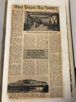 When Newark Was Younger: Bridges