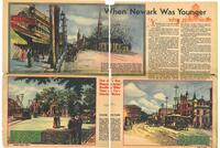 When Newark Was Younger: First Column