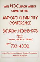 Mayor's clean city conference