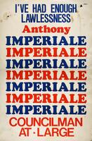Anthony Imperiale: councilman at-large