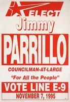 Elect Jimmy Parrillo