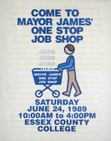 Come to Mayor James' one stop job shop