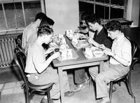 Weequahic High School Cafeteria
