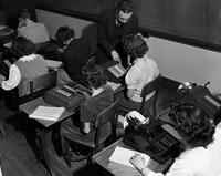 West Side High School (Newark, N.J.)Office Machine Instruction - several types