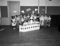 """Cape Code Chantey"" South 10th Street School Kindergarten Miss Marion Smith"