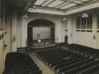 [untitled] Unidentified school auditorium