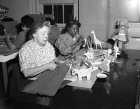 Arts and Crafts Course State Street School Esther Sheridan Charlton Street School, Gladys Miller Ann Street School