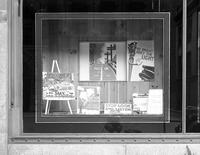 L. Bamberger & Co. Window, Art Department