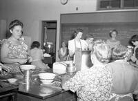 Canning Centers Home Economics Department