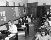West Side High School (Newark, N.J.)Commercial Dictaphone machines