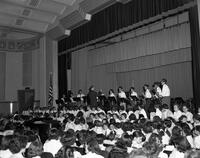 A Music Tribute to Thomas F. McHugh Weequahic High School Webster Junior High School Woodwind Ensemble