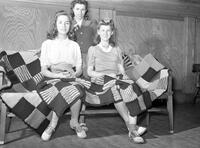 Knitting for Red Cross