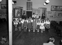 Carol Group South 10th Street School Miss Marion Smith