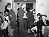 Robert Treat Sugar Rationing Registration