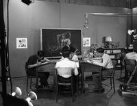 Report to Parents #11 Television Station WATV Lafayette Street School Mrs. Charlotte Kingsley 8th Grade Art Lesson