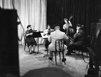 Album of School Music #4 Saturday Morning Centre Group String Quartette Television WATV