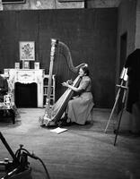 Romance in Prose and Poetry Television Center WATV Harpist: Miss Elizabeth Blewitt