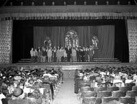 Central High School Music Dept. Boys Glee Club Mosque Theatre