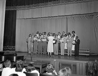 West Side High School (Newark, N.J.)Summer Music Program Newark Alumni Chorus Dorothy Schneider Conductor