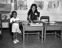 Charlton Street School Child Care Cafeteria