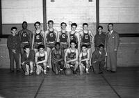 Cleveland Junior High School Basketball Team