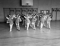 Barringer High School Physical Education Dance