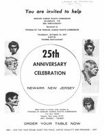 Newark Human Rights Commission 25th Anniversary Celebration