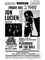 Jon Lucien with the Bway Local
