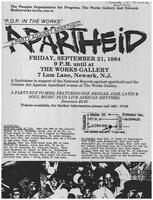 A Party Against Apartheid