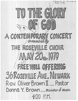 The Glory of God: A Contemporary Concert