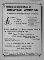 A Festival in Celebration of International Women's Day