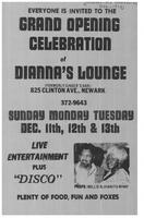 Grand Opening Celebration of Dianna's Lounge