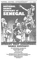 Senegal: Africa's Most Senseational Dance Company