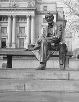 Seated Lincoln, Essex County Courthouse