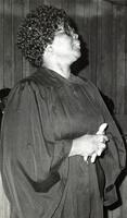 Rose Randolph Sings at Final Rites for Ulysses Campbell